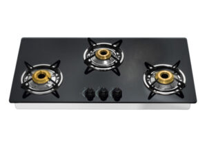 Fabiano 3 Burner Indian Hob