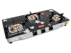 Fabiano 3 Burner Crystal
