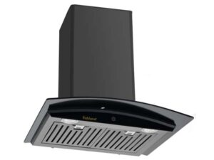 SLIM BLACK CHIMNEY