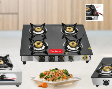 Gas stoves banner