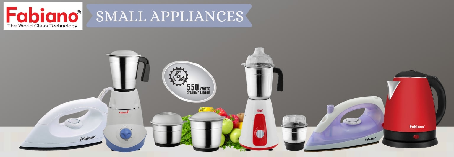SMALL APPLIANCES (1)